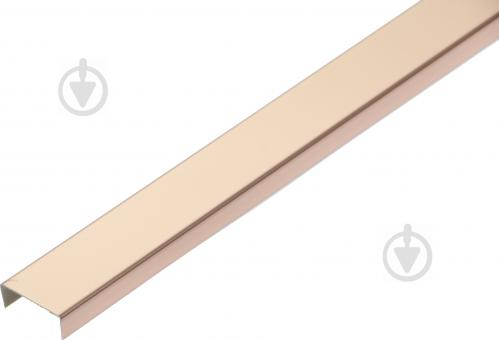 Плитка Cerossa Ceramica Лістелло рожеве золото 2x75 (НС) new - фото 1