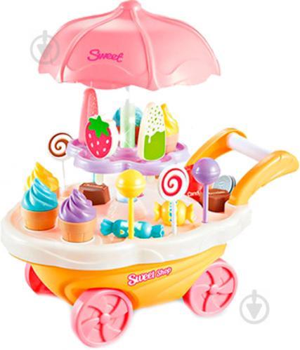 Игровой набор Shantou магазин сладостей 668-55 - фото 1