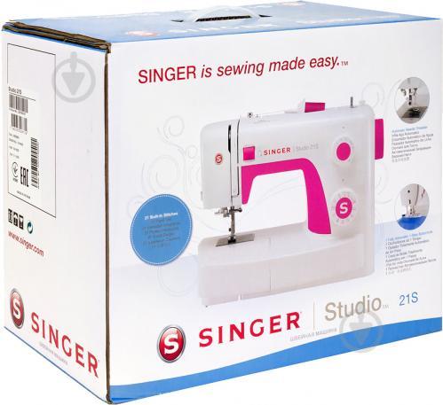 Швейна машина Singer studio 21s - фото 7
