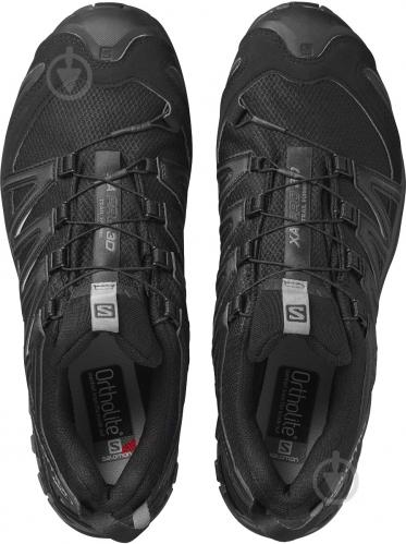 Кроссовки Salomon XA PRO 3D GTX L39332200 р. 9 черный - фото 3