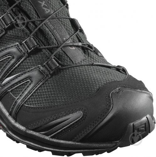 Кроссовки Salomon XA PRO 3D GTX L39332200 р. 9 черный - фото 4