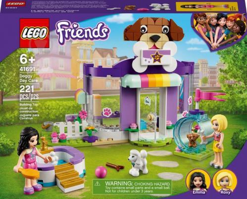 Конструктор LEGO Friends Дитсадок для песиків 41691 - фото 1