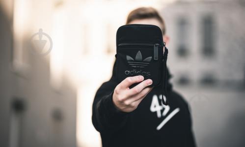 Сумка Adidas Festival Bag DV0216 чорний - фото 8