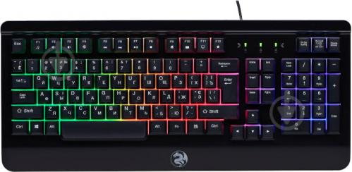 Клавіатура ігрова 2E Gaming (2E-KG320UB) black - фото 1