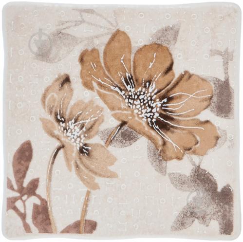 Плитка Атем Ruth Flover 1B (MODENA) декор 10x10