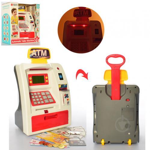 Іграшка копілка банкомат 35860 - фото 1