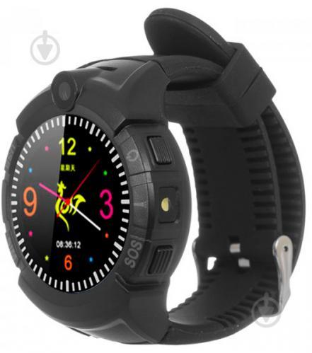 ᐉ Смарт-годинник Ergo GPS Tracker Color C010 black (GPSC010BL ... 84faffd8f3cfc