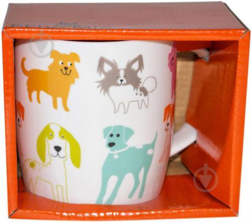 Чашка Цветные собачата 415 мл 21-272-045 Keramia - фото 4