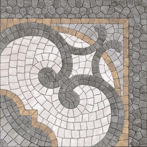 Плитка Golden Tile Edward мікс EDБ830 40х40 - фото 1