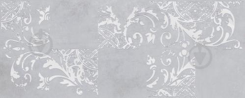Плитка Golden Tile Orlando Misty shabby chic №1 сірий OR2301 20x50 - фото 1