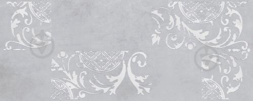 Плитка Golden Tile Orlando Misty shabby chic №2 сірий OR2321 20x50 - фото 1
