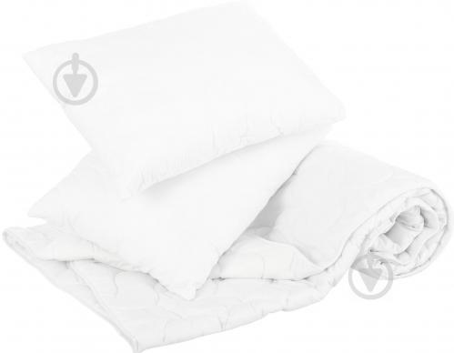 Набор Lavendel одеяло 200х210 см + 2 подушки 50х70 см 200х210 см Songer und Sohne - фото 1