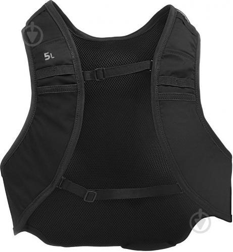 Рюкзак Asics Running черный 155017-0904 - фото 2