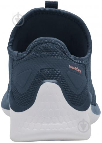 Кроссовки Asics fuzeTORA T883N-4949 р. 6,5 темно-сине-абрикосовый - фото 5