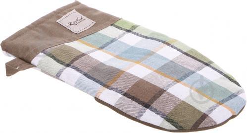 Прихватка-рукавиця Scotland Green 15x29 см зелений La Nuit - фото 2