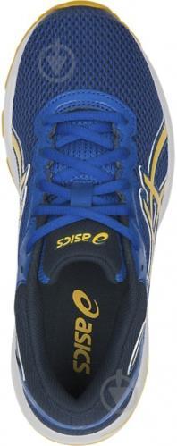 Кроссовки Asics GT-1000 6 GS C740N-4504 р. 1,5 сине-желто-темно-синий - фото 6