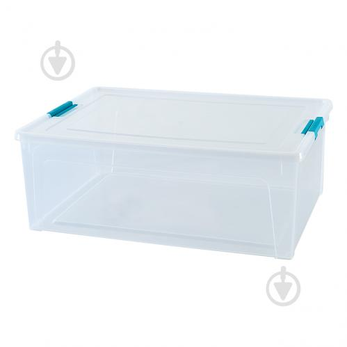 Контейнер для хранения с кришкой Vivendi Smart Box 140x290x390 мм - фото 1