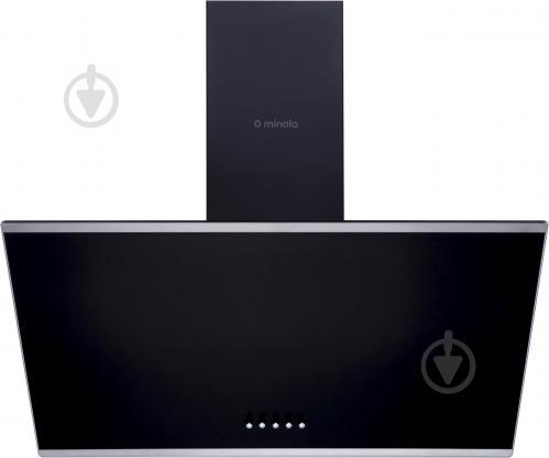 Витяжка Minola HDN 6202 BL/INOX 700 LED - фото 1