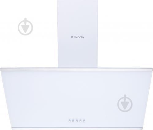 Витяжка Minola HDN 6222 WH/INOX 700 LED - фото 1