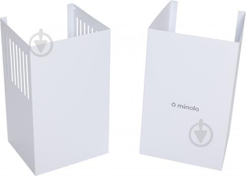 Витяжка Minola HDN 6222 WH/INOX 700 LED - фото 10
