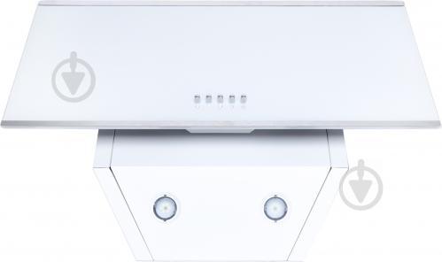 Витяжка Minola HDN 6222 WH/INOX 700 LED - фото 4