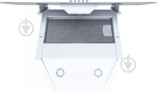 Витяжка Minola HDN 6222 WH/INOX 700 LED - фото 7