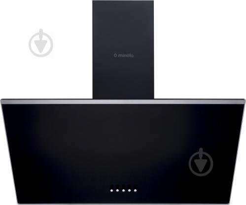 Витяжка Minola HDN 6222 BL/INOX 700 LED - фото 1