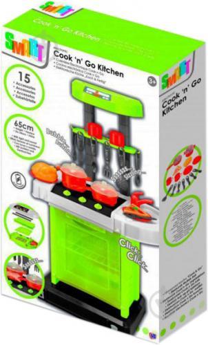 Ігровий набір Smart Багатофункціональна перша кухня 1684082 - фото 2
