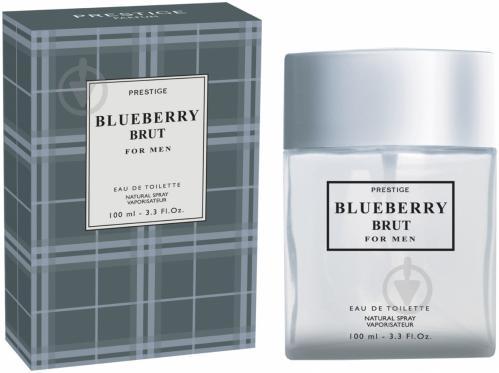 ᐉ туалетная вода Delta Parfum Prestige Blueberry Brut 100 мл