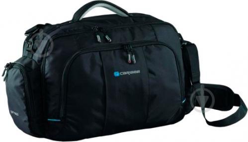 6186d045c146 ᐉ Дорожная сумка Caribee Fast Track Cabin 32 л черный 6894 • Купить ...