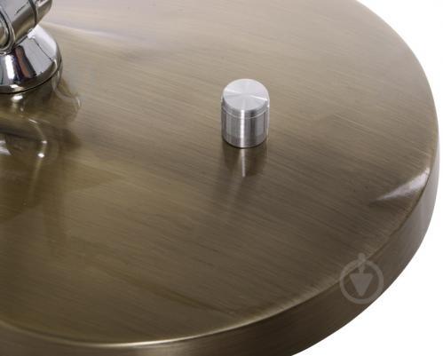 Настольная лампа офисная Геотон ННБ 01-40-300 МТ 7020 1x60 Вт E27 бронзовый - фото 2