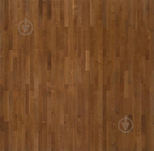 Паркетная доска Sinteros дуб эспрессо 3-полосный 2283x194x13.2 мм (2,658 кв.м) - фото 2