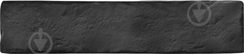 Плитка Golden Tile BrickStyle The Strand чорний 08С020 6x25 - фото 1