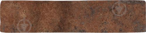Плитка Golden Tile BrickStyle Westminster помаранчевий 24Р020 6x25 - фото 1