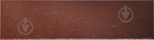 Клінкерна плитка Солар Браун Элевация структурная 6,5x24,5 Opoczno - фото 1