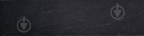 Клінкерна плитка Солар Графит Элевация структурная 6,5x24,5 Opoczno - фото 1