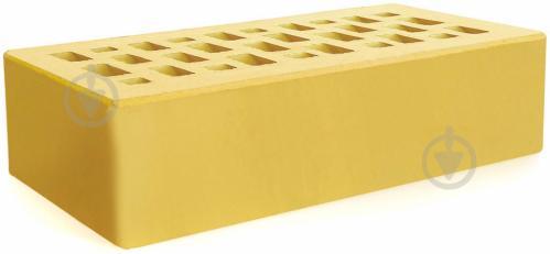 Цегла керамічна Євротон жовтий