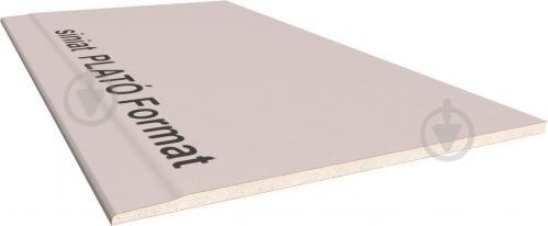 Гипсокартон обычный Plato 2500x1200x12,5 мм - фото 2