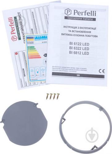 Витяжка Perfelli BI 6322 BL LED - фото 10