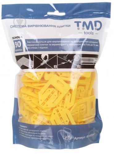 Система вирівнювання плитки TMD основа 90 шт./уп