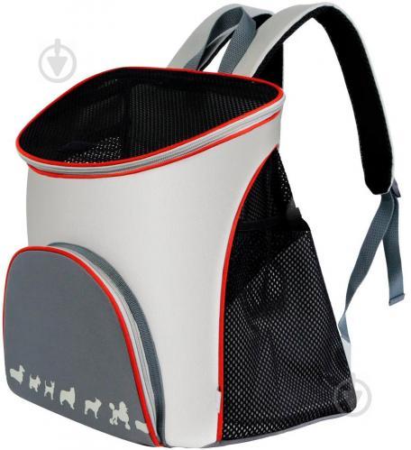 Рюкзак Collar переноска Collar для собак и кошек 35х25х37 см - фото 1