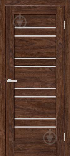 Дверне полотно ОМіС Rino 01 G ПО 600 мм дуб такома