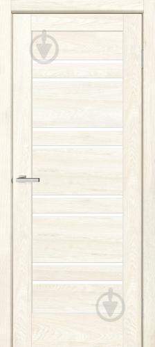 Дверне полотно ОМіС Rino 01 G ПГО 700 мм дуб остін