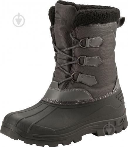 Ботинки McKinley William 269989-900050 р.EUR 35/36 серый - фото 1