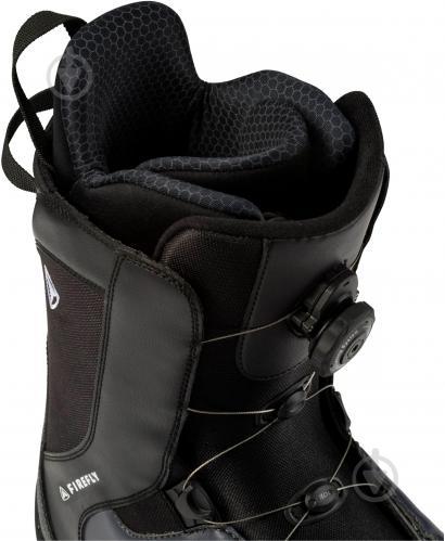 Ботинки для сноуборда Firefly A60 AT р. 26,5 270401 черный с серым - фото 3