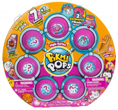 Іграшка-сюрприз Moose Pikmi Pops Mega Pack 75249 - фото 1