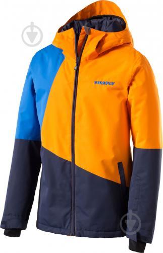 Джемпер Firefly Axel 267496-904228 2XL помаранчевий
