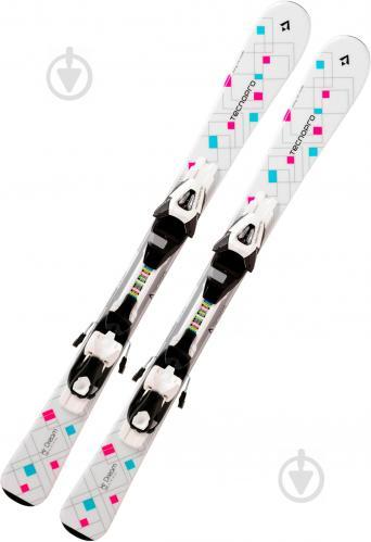 Лыжи TECNOPRO XR Dream 227473 + TC45 J75 224579 110 см светло-голубой