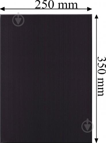 Плитка Opoczno Синтия блек 25х35 - фото 3