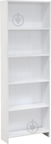 Этажерка пристенная Doros 5-уровневая без цоколя 1810х630х220 мм белый - фото 1